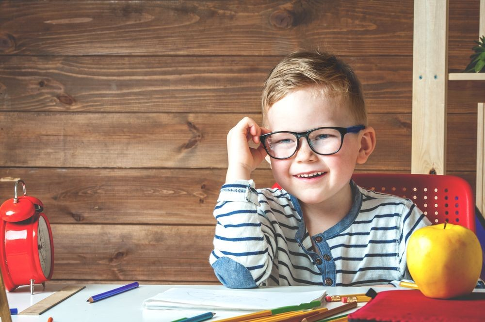 Back to School Vision Care