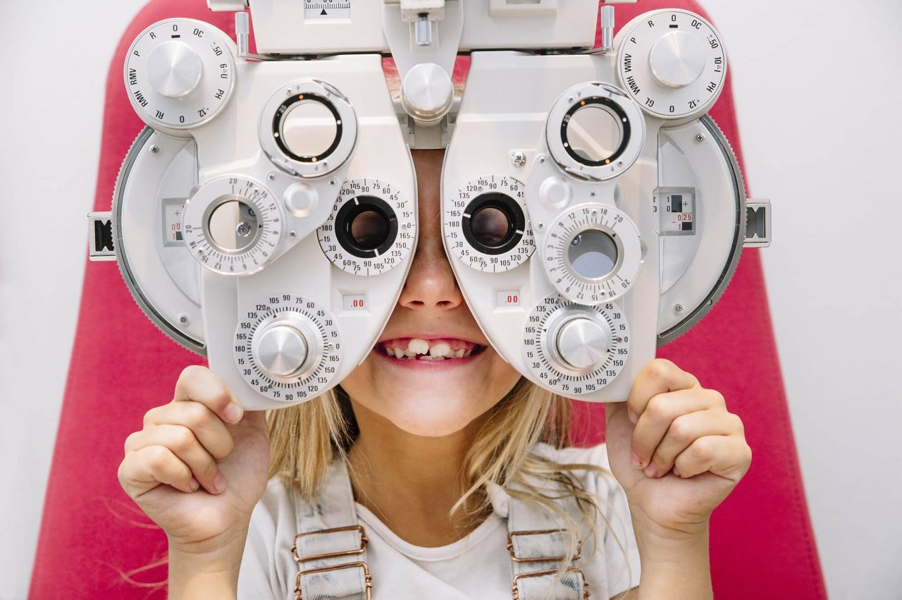 Eye Talk Episode 1: Children's Vision with Dr. Yolanda Scheer