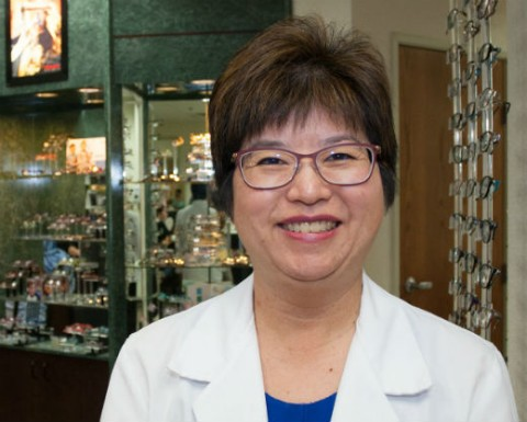 Meet the Doctors: Dr. Leila Chow