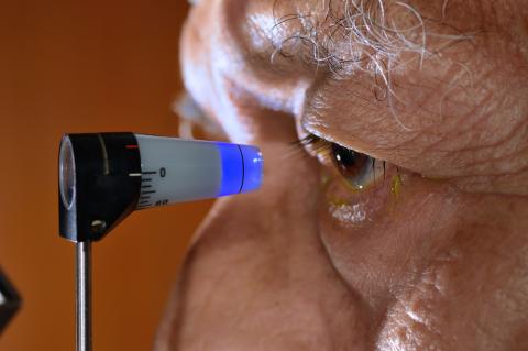 Glaucoma: Avoiding the Silent Disease
