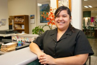 Meet the Staff: Iris Palomarez