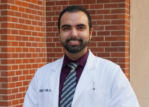 Meet the Doctors: Dr. Vikram Girn