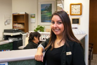 Meet the Staff: Alicia Salcedo